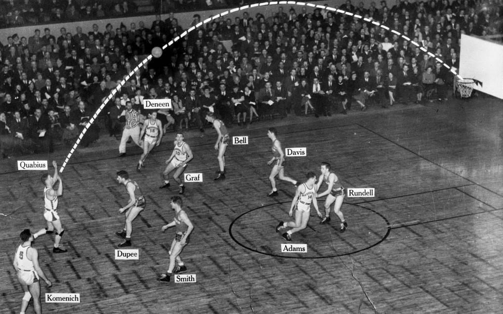 Basketbol Tarihçesi Nedir? Basketbolu Kim Buldu?